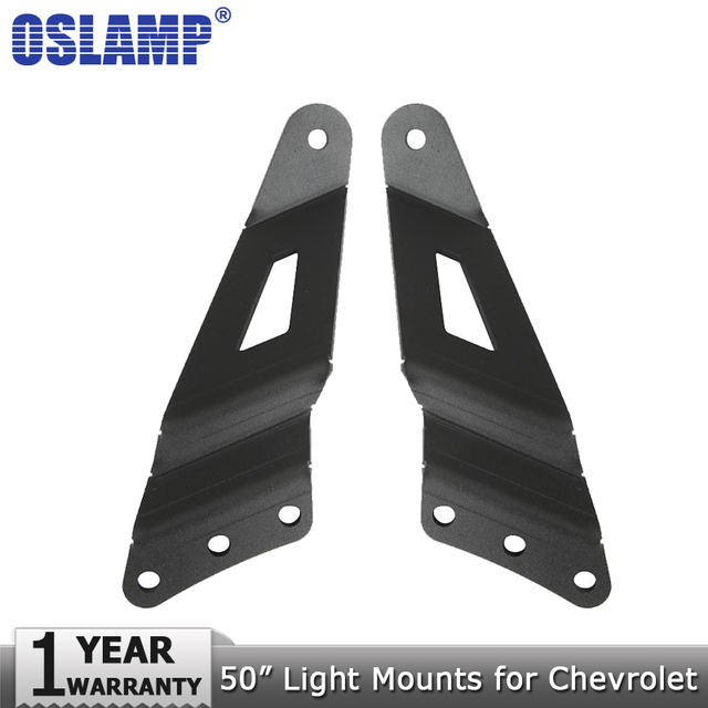 Oslamp 50 curved led light bar mounts led bar mounting brackets for oslamp 50 curved led light bar mounts led bar mounting brackets for chevrolet silverado aloadofball Images