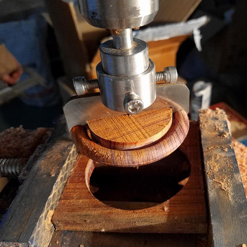 Frese in metallo duro per frese per legno fai da te perline in legno - Macchine utensili e accessori - Fotografia 6