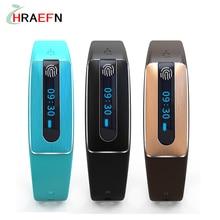 Hraefn Smart Band HB02 плюс монитор сердечного ритма IP67 водонепроницаемый blueototh SmartBand fitnesstracker браслет для iOS и Android