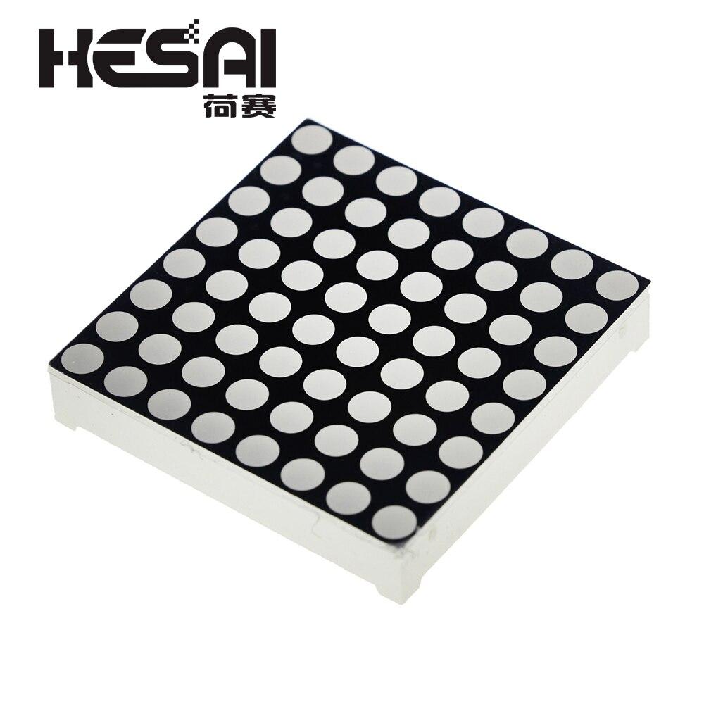 3mm 8 X 8 Led Lattice Bright Red Dot Matrix Module 8x8 8*8