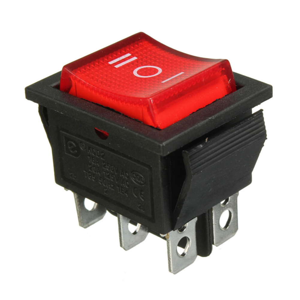 Dpdt Toggle Switch Lighted Toggle Switch Zombie Dpdt Toggle Switch