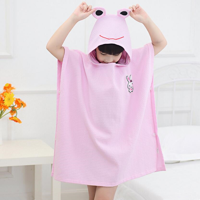 child bathrobe for girls cute rabbit children bath robes roupao christmas pajamas pink pijama blue cartoon pyjama boys sleepwear