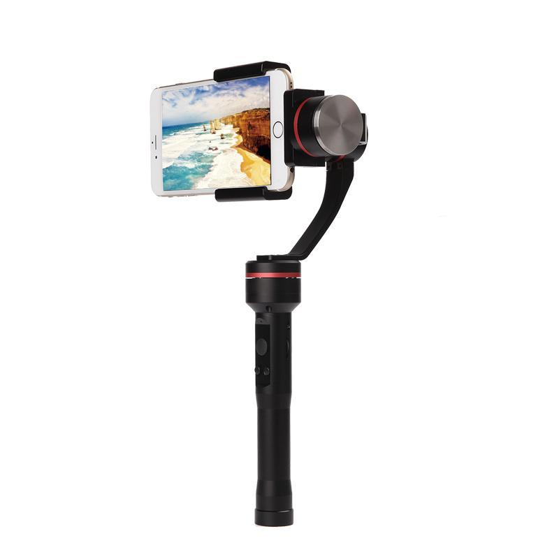 MS3A 3 Axis Handheld Gimbal Portable Stabilizer with Remote for font b Smartphone b font Iphone