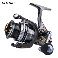 Goture High Speed Spinning Reel 2000 3000 5000 8KG Max Drag 7.1:1 Gear Ratio Fishing Reel Spinning Wheel Coil for Carp Bass Fish