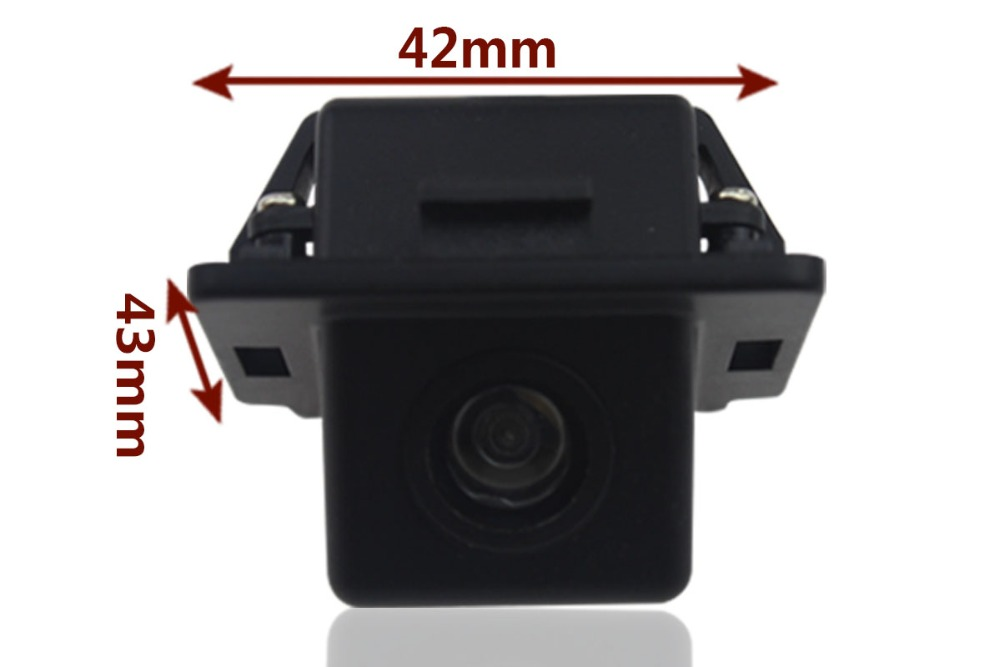 HD CCD Car Parking Cameras Rear View Camera for Mitsubish Outland 2003 2004 2005 2006 2007 2008 2009 2010 2012 2013 2014