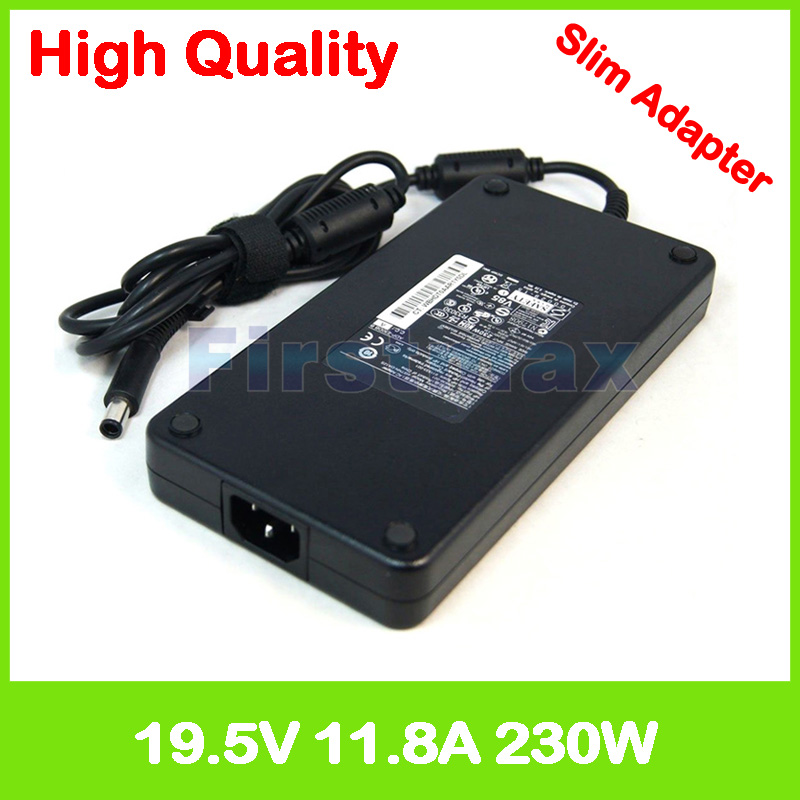 цена на Slim 19.5V 11.8A 230W laptop ac power adapter charger for Acer Predator 15 G9-593 G9-593G 17 G9-793 G9-793G 17X GX-791