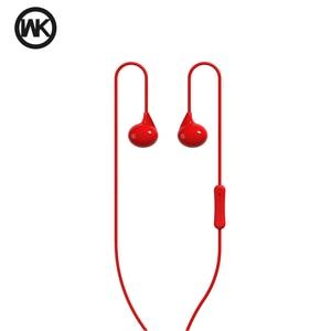 Image 4 - الأصلي ريماكس WK 200 سماعة السلكية سماعة إلغاء الضوضاء الموضة في الأذن سماعة آيفون شاومي الهاتف المحمول PS4