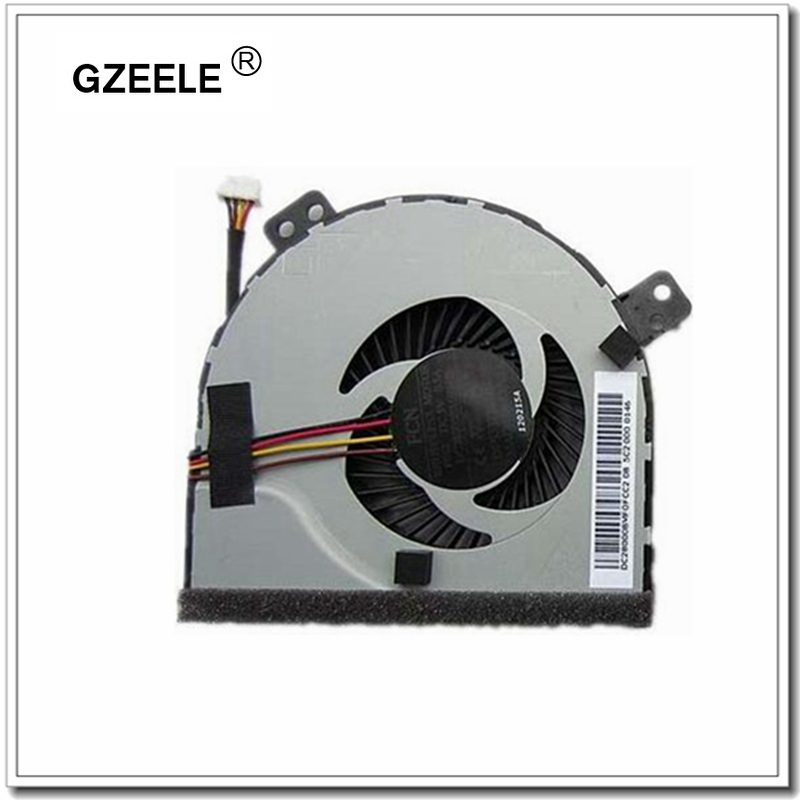 Laptop cpu cooling fan for Lenovo IDEAPAD P500 Z400 Z500 Z41 Z510 Notebook Computer Replacements Cpu Cooling High-quality new original cpu cooling fan for asus k550d k550dp dc brushless cpu cooler radiators laptop notebook cooling fan ksb0705ha cm1c