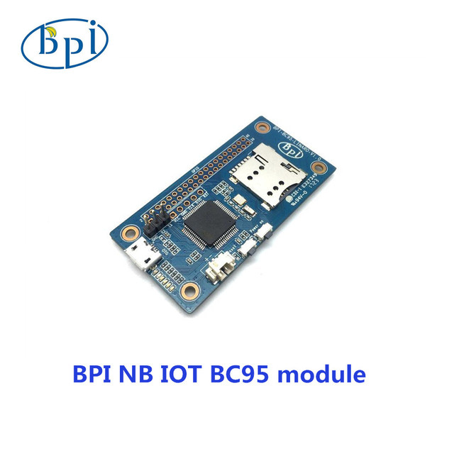 BPI NB-IoT Linaro 96Boards with Quecte BC95 module developent board