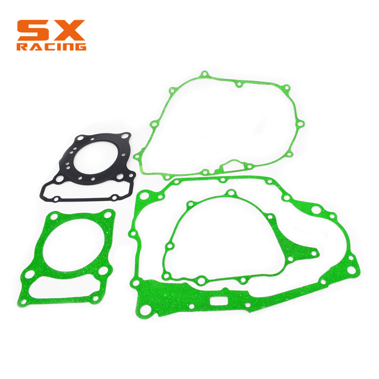 Motorcyle Engine Crankcase Paper Pad Overhaul Package Whole Motorbike Gasket Set For HONDA AX-1 NX250
