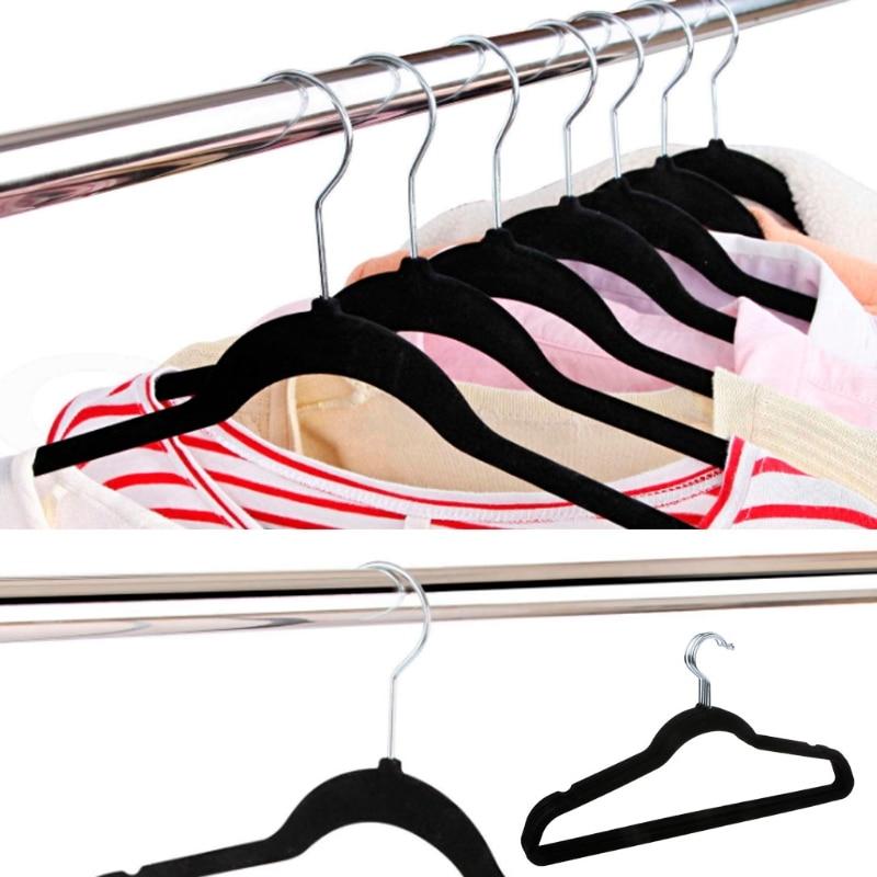 velvet clothes hangers follow - 800×800