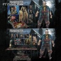 Для фанатов подарки 1/6 коллекционный полный набор X MF006/MF007 утерянные ленты файл Франкенштейна скрытое издание/рождение издание фигурка