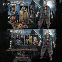 For Fans Gifts 1/6 Collectible Full Set X MF006/MF007 Lost Tapes File Frankenstein Hidden Edition/BIRTH EDITION Action Figure