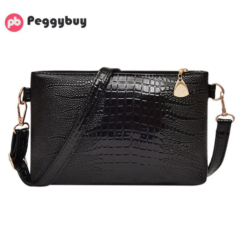 Luxury Women Messenger Bag PU Leather Shoulder Bag Fashion Crossbody Bags Women Mini Handbag Small Zipper Clutch Pouch Pack Tote все цены