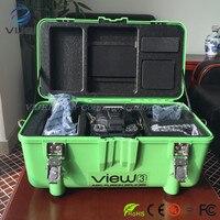 DHL Бесплатная доставка оригинал INNO V3 View3 волокна splicer оптическое волокно сварочный аппарат английская версия машины