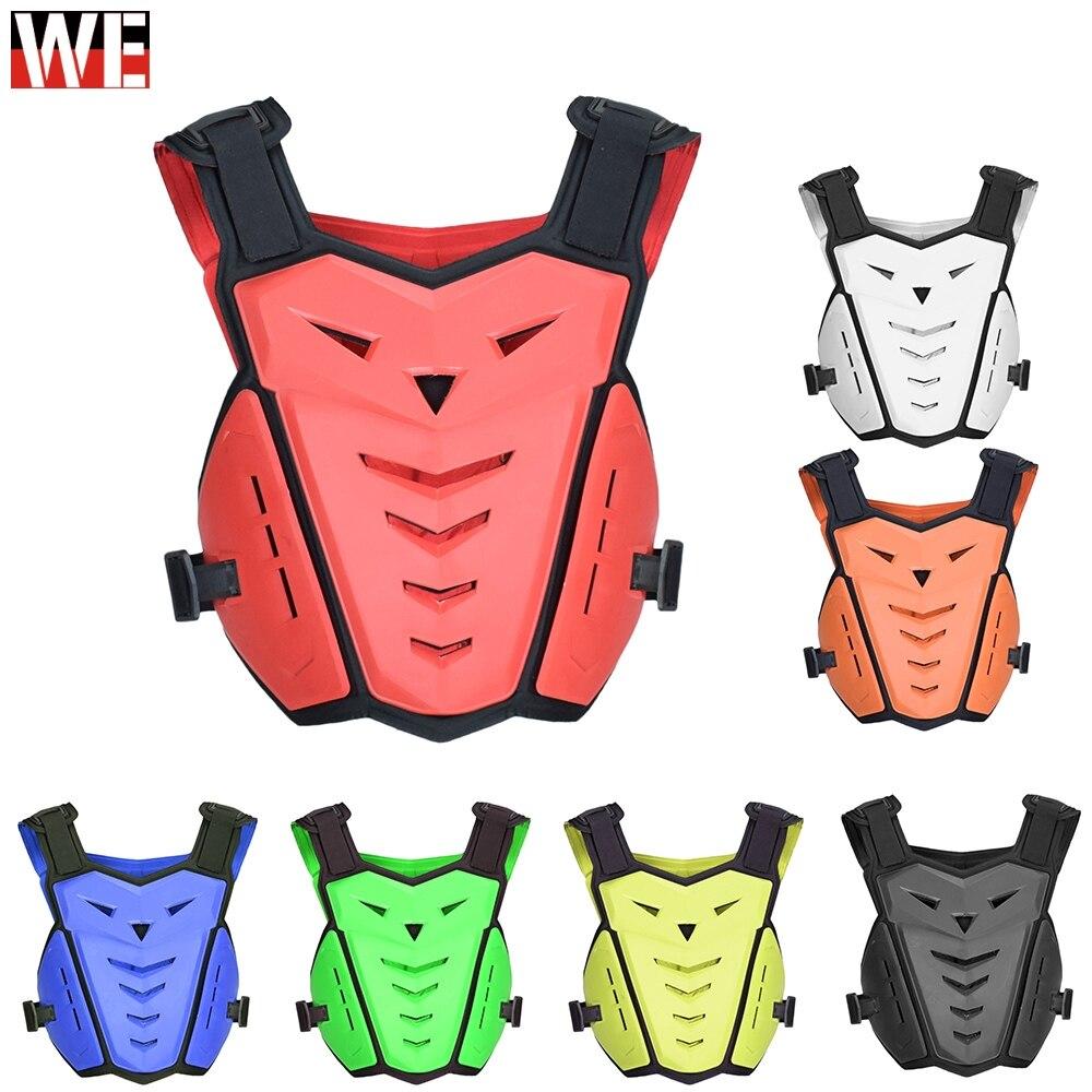 Fantôme course moto vestes moto armure Motocross tout-terrain course sécurité équipement de protection poitrine protecteur soutien arrière
