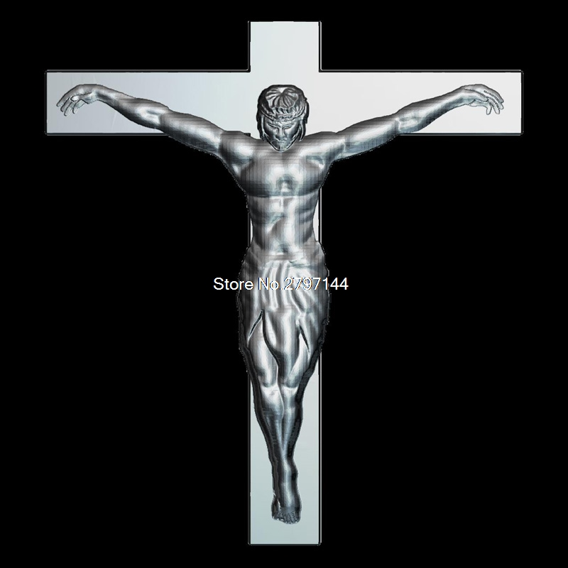 Cross Crucifixion simple 3d model for cnc STL format Religion 3d Relief Model STL Router 3 axis Engraver ArtCam martyrs faith hope and love and their mother sophia 3d model relief figure stl format religion for cnc in stl file format