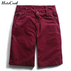 Halacood 2017 new casual shorts men brand clothing summer breathable shorts male top quality stretch straight.jpg 250x250