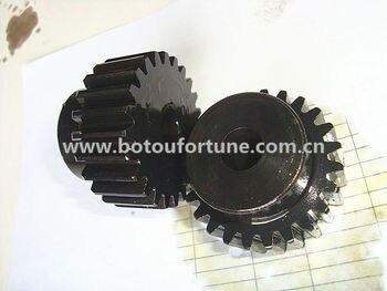 1,25 Mod spur gear correas de espuela con 28 dientes con 16mm de diámetro y 5mm engranaje espuela venta en un paquete