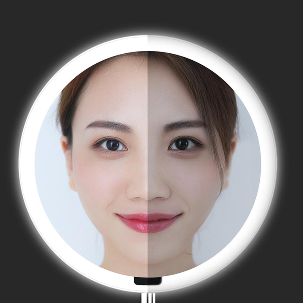 Nouveau xiaomi Yeelight Portable lumière LED Dimmable intelligent capteur de mouvement veilleuse miroir de maquillage pour xiaomi maison intelligente pour xiaomi