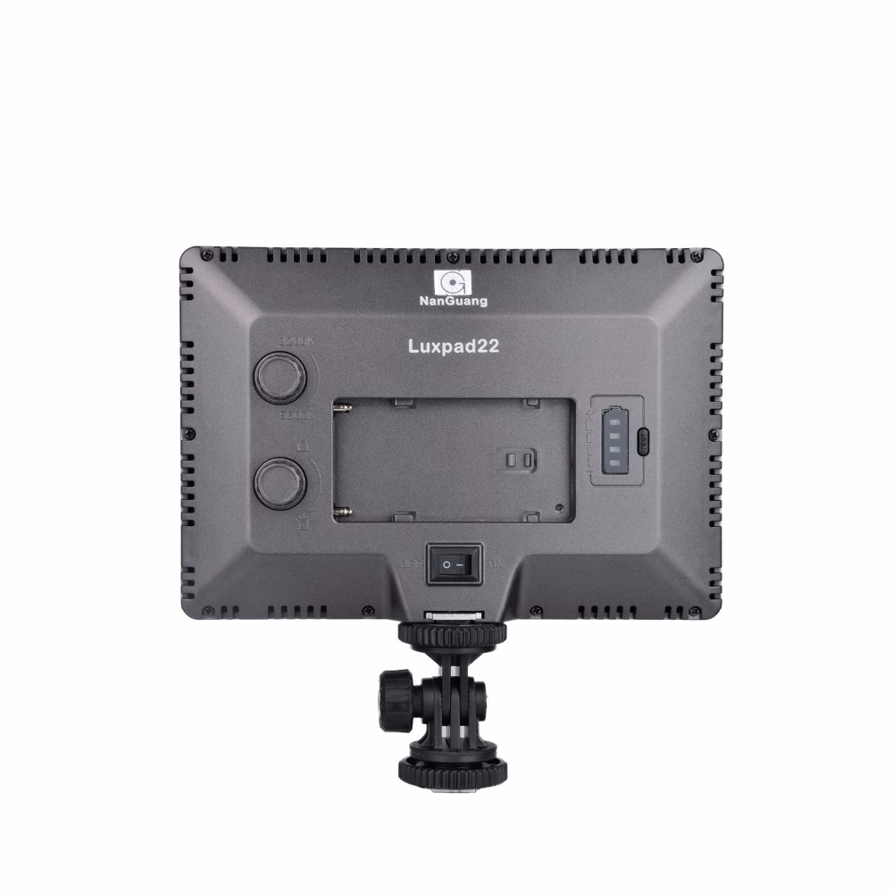 DV DSLR מנורת אחרונה 4