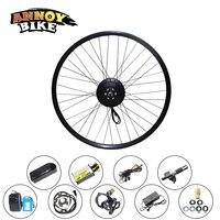 Электрический велосипед дорожный велосипед конверсионный комплект 48V250W моторное колесо с батареей 48V20AH Bicicleta Electrica Ebike Hob Motor
