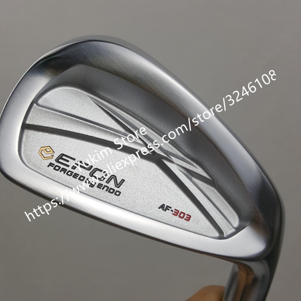 Golf Irons EPON   Forged  AF-303  Endo Limited Edition Golf Club Set Golf Club Head 7piece