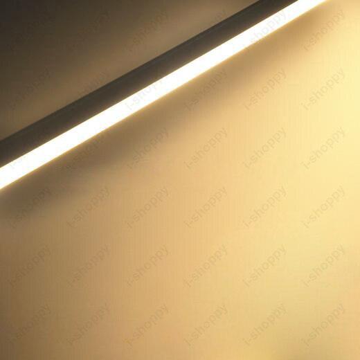 10 шт. 30 Вт Светодиодный интегрированная Светодиодная трубка 168 светодиодный s T8 Лампы светодиодные панели 90 см SMD 2835 Оптовая распродажа: прозрачные защитные пленки/молочно белый чехол - 2