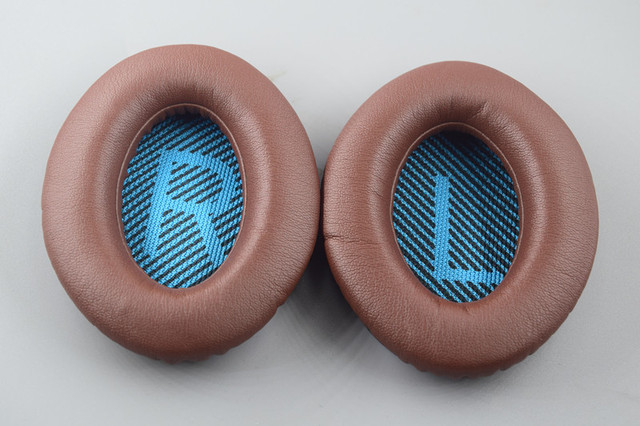 bose 25. new replacement ear pad cushions for bose quietcomfort 25 qc25 qc2 qc15 qc35 headphone (brown