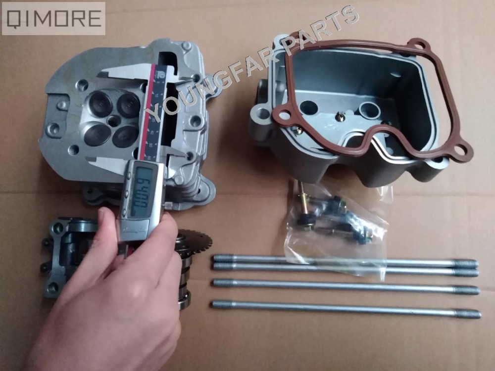 GY6 4V Head kit size 3
