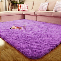 Super Soft Long Hairy Floor Mats Carpets For Living Room Bedroom Carpet Sofa Coffee Table Children Play Mats Tatami Area Rugs