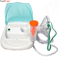 Portable Compressor System Personal Inhaler Machine Kit for Adults and Kids with 1 Set Parts Kit for all ages and easy to use