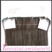 HIGH TEMPERATURE STRAIGHT SYNTHETIC  HAIR  WEFT