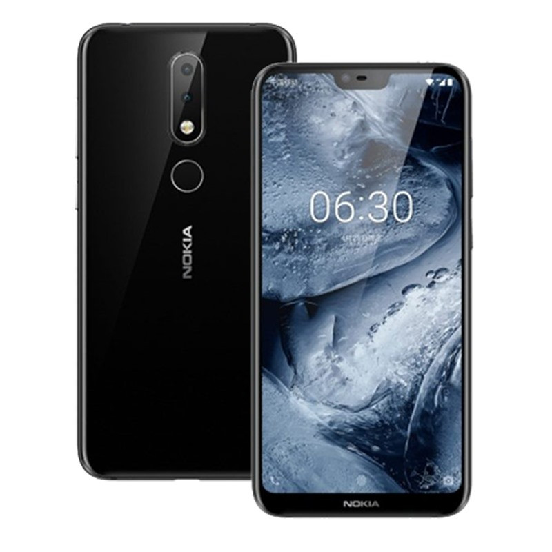 Nokia X6 4G Android 64gb Adaptive Fast Charge Gorilla Glass Octa Core Fingerprint Recognition