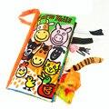 Cauda Móvel Livro de Pano do bebê Toddlers infantil brinquedos de Pelúcia Macia Cama Brinquedo desenvolvimento Precoce Educacional jouet juguetes bebes pará