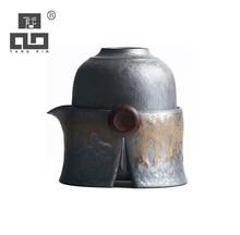 TANGPIN Japan ceramic teapot teacup chinese kung fu tea sets drinkware