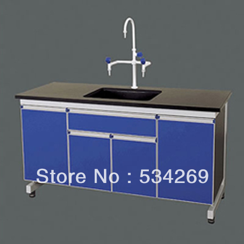 Wooden and Steel structure washing table with tap and sink marxism and darwinism