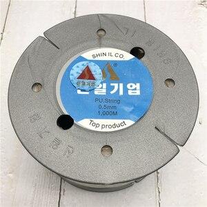Image 4 - Эластичные шнуры из Кореи, 1000 метров, высокое качество, для изготовления ювелирных изделий, для самостоятельного изготовления ювелирных изделий, оптовая продажа
