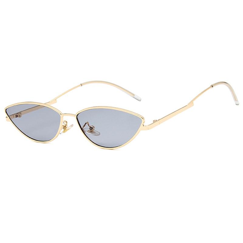 SOZOTU Cat Eye Sunglasses Wanita Mode Cateye Kacamata Matahari Untuk - Aksesori pakaian - Foto 5