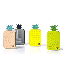 d6025c34 High Quality Insect Society Pineapple Alloy Makeup Mirror - Yellow / Pale  Green / Flesh
