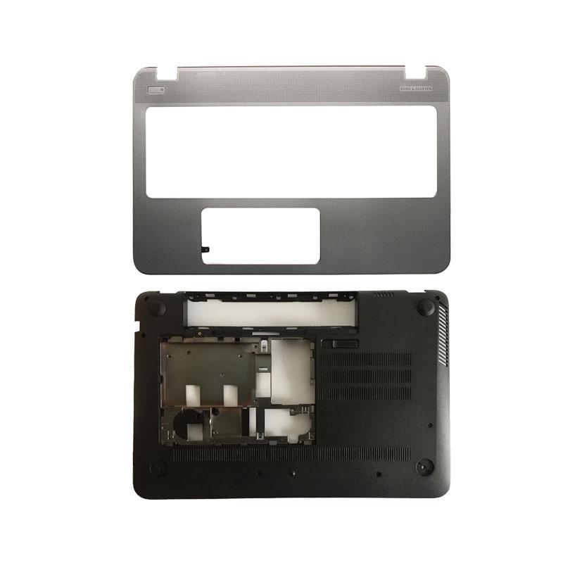 NEW laptop cover Palmrest Upper cover/Bottom case cover For HP ENVY 15-Q 15 q002la C and D shellNEW laptop cover Palmrest Upper cover/Bottom case cover For HP ENVY 15-Q 15 q002la C and D shell