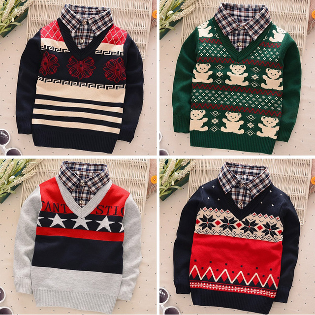 2015-new-faul-Two-Pcs-fashion-baby-autumn-winter-sweater-clothes-baby-boysgirls-cardigan-sweater-coat-Childrens-sweater-2-6Y-1