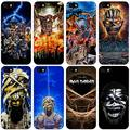 Iron Maiden Black Plastic Case Cover Shell for iPhone Apple 4 4s 5 5s SE 5c 6 6s 7 Plus