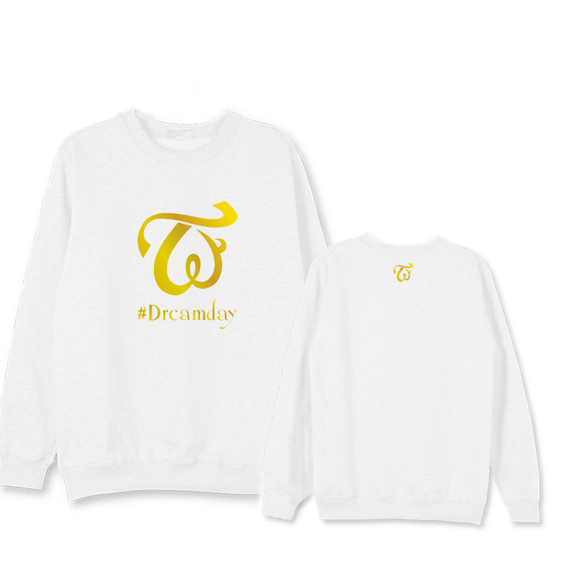 Twice Dreamday Concert Sweater  With The Round Neck Sweater Dropshipping