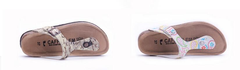 22db48647156 Women Sandals Shoes Cork Sandals Pregnant Women Shoes Beach Sandals for  Women Summer Shoes Non-Slip Cool Slides Plus size 35-42USD 16.78 piece