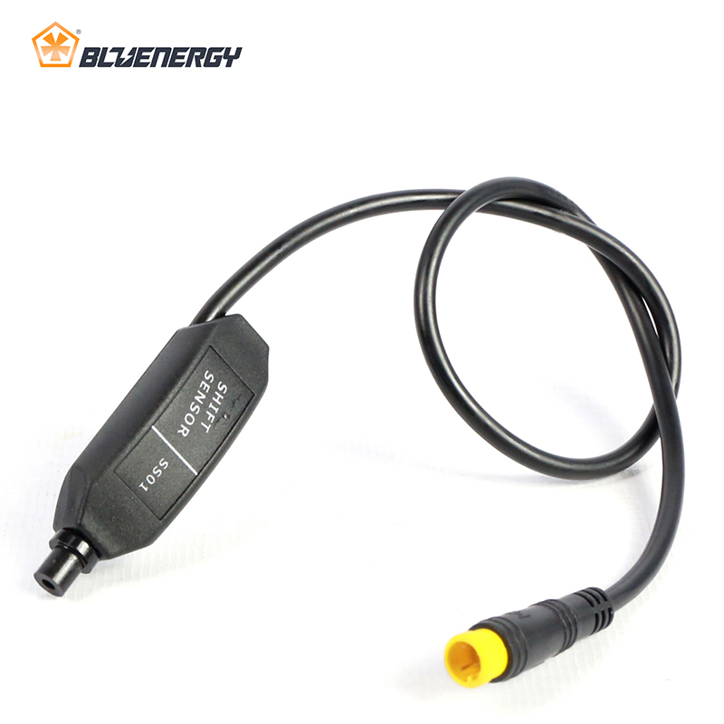 3 pino Sensor de Marcha Para O Conector À Prova D' Água Sensor de Deslocamento Do Motor Bafang BAFANG Mid-Drive Motor Da Engrenagem Sensor de Bicicleta Elétrica cabo