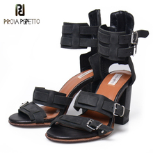 Prova Buckle Strap Sandal