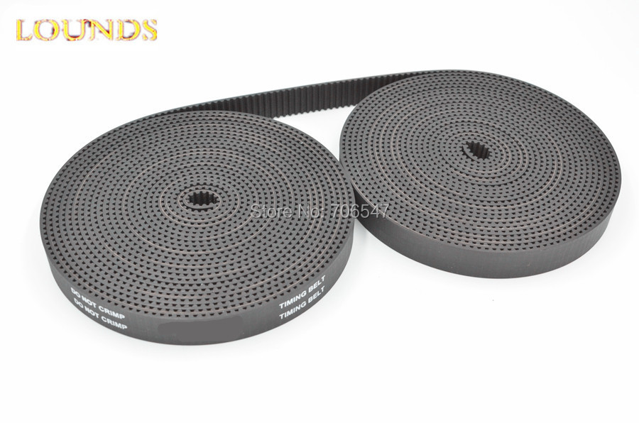 Free Shipping 10Meters XL Timing Belt XL 15 Width 15mm Pitch 5 08mm XL 15 Rubber