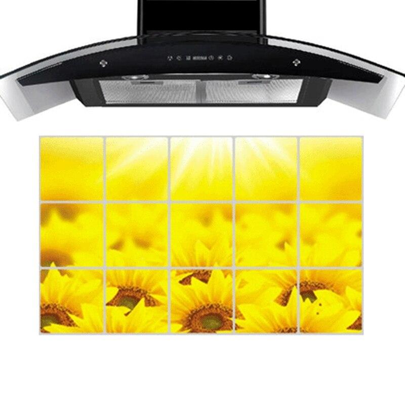 Online kopen wholesale geel tegels keuken uit china geel tegels ...
