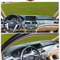 Car dashboard covers Instrument platform pad accessories for Honda accord generation 7 8 9 2003 2007 2008 2009 2011 2013 2015
